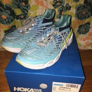 Hoka One One Vanquish 3 Running Shoes Women's Size